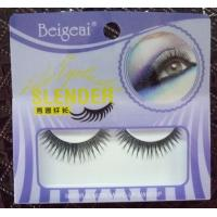 China Each pack smoky fake eyelash layered mink lash for cheap wholesale