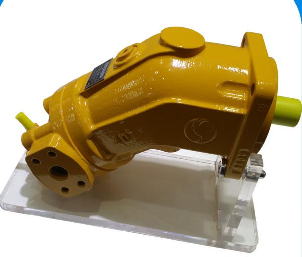 Hydraulic Bent Axis Piston Pumps Images