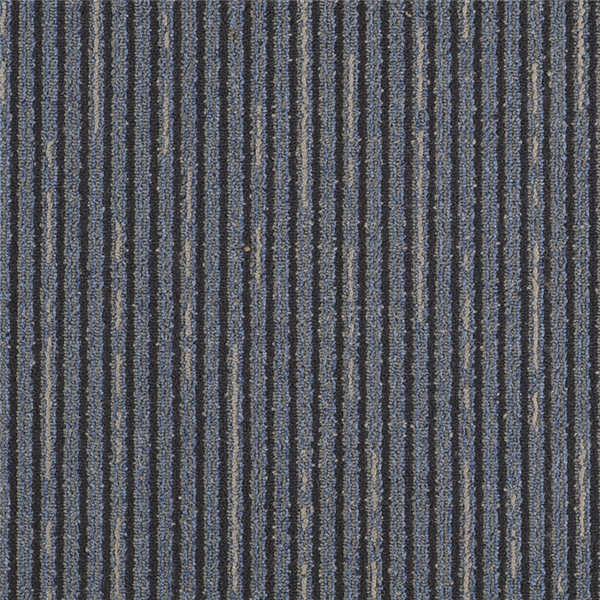Quality Indoor Durable Office Carpet Tiles / Commercial Grade Carpet Tiles Unique Texture for sale