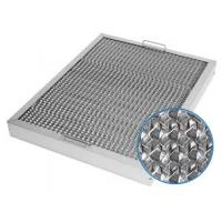 China Honeycomb Range Hood Filter for Catching Oil Smoke on sale