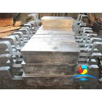 Zinc Anode for Buried Pipeline Outfitting Equipment  For  Buried Pipeline