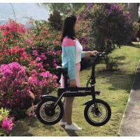China Disc Brake Folding Electric Scooter 350W / 500W With CE / ROHS wholesale