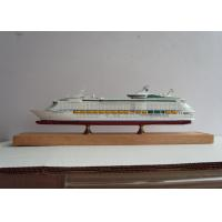 China Scale 1:900 Ivory - White Voyager Of The Seas Model For University School Teaching Model on sale