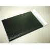 China PET Black Bubble Lined Envelopes , 6x10 Bubble Mailers Size 0 Impact Strength wholesale