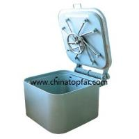 Buy cheap Marine hatch cover, air vent head, fire damper, steel ladder, manhole cover,air grill,funnel grating from wholesalers
