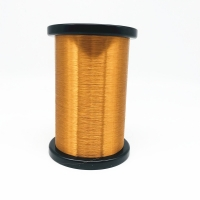 China Awg 42 0.063mm Enameled Copper Heavy Formvar Wire For Guitar Pickup Coils wholesale