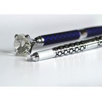 Multi-function Micoblading Pen With Big Diamend-Silver / Blue Standby Head inside