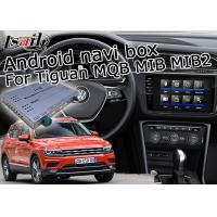 China VW Tiguan T-ROC etc MQB Car Navigation Box rear view WiFi video cast screen youtube wholesale