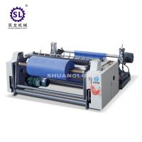 China Nonwoven Faric Slitter Rewinder Machine with Single Winding Shaft wholesale