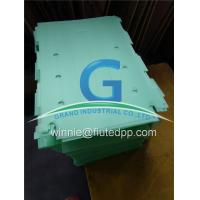 China Die-cutting of PP corrugated plastic sheet wholesale
