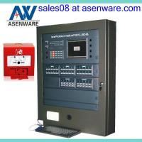 China 2 wires china total solution 2 loop addressable fire panel wholesale