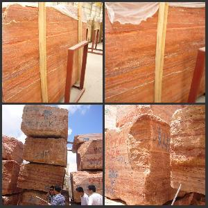 Quality Red Travertine for sale