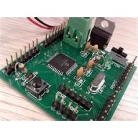 China Routing Punching V - Cut Single Sided 3OZ Copper Heavy Copper PCB for Power Board wholesale