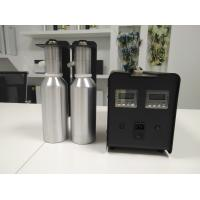 China 1000ML*2 Aluminum Bottle Scent Diffuser Machine Imported Air Pump Total Weight 13.17KG wholesale