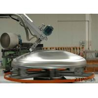China 3 Axis Dish Head CNC Polishing Machine Dimension 4200x1500x2200mm For Stainless Steel wholesale