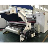 China FULL-AUTOMATIC FOUR-SHAFT EXCHANGE ADHESIVE TAPE CUTTING MACHINE on sale