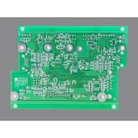 China ROHS 4 layer 4 oz Double Side Halogen Free 0.8 - 1.2um Immersion Tin PCB Board wholesale