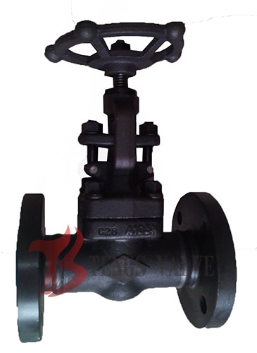 Quality A105N Industrial Globe Valve 1 Inch , Full Port Welded Flanged Globe Valve for sale