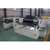 China Mini Slitter Slitting Line Machine High Speed  With Hydraulic Uncoiler And Recoiler wholesale