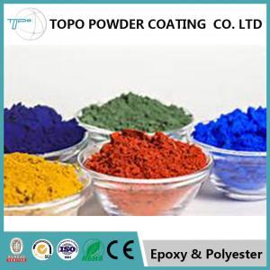 China Metal Furniture Metallic Bronze Powder Coat, Interior Electrostatic Powder Coating wholesale