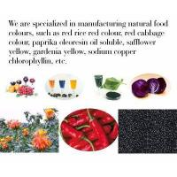 Food Colours Red Rice Red, Red Cabbage Colour