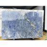 China Amazing Blue Granite Azul Bahia Granite For Top Hotel Decoration / Kitchen wholesale