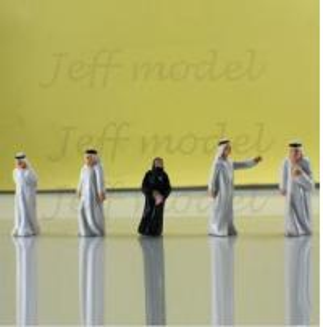 China Scale Model figure,layout mini human ABS COLOR Arab figure PA 1/50,1/75,1/100,1/150,1/200 wholesale