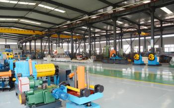 Hebei Tengtian Welded Pipe Equipment Manufacturing Co.,Ltd.