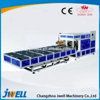 China Jwell UPVC/PVC-C Solid Wall Pipe PVC Pipe Manufacturing Machine on sale