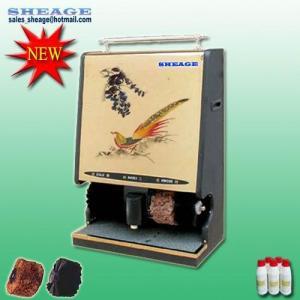 China Automatic Sensitive Shoe Polisher, Shoe Cleaner, Shoe Polisher, Shoe Machine, SHE-G201(NEW) wholesale