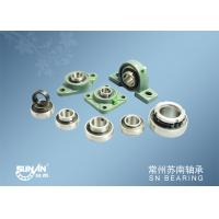 China Long Life Chrome Steel Insert Bearings For Electronic Toys , Bore Size 12 - 120 mm on sale