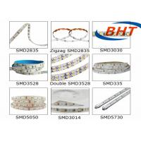 China Multi Color Dimmable Led Strip , Rgb Led Strip LightsWaterproof 10mm PCB Size wholesale