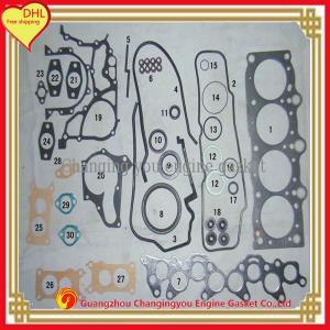 China 2S-ELU 2S-C 2S Engine Parts Full Gasket Set for TOYOTA CORONA Estate Engine Gasket 04111-74024 50098800 wholesale