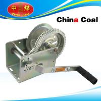 China Hand Winch with cable wire and hook wholesale