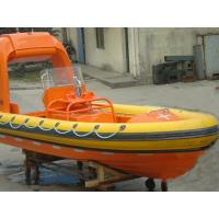 15 man  high speed fast  rescue boats with single arm davit (FRB)