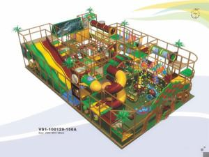 Quality Safety Soft Indoor Playground Equipment (VS1-100129-150A) for sale
