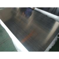 China High Hard Precision Aluminum Plate For Aviation Equipment Temper T6 wholesale