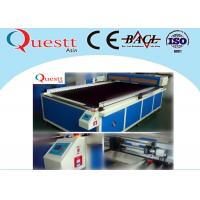 China Wood CO2 Laser Engraving And Cutting Machine For MDF PVC Bamboo Rubber 150W on sale