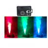 China 3W * 21 LED RGB Stage Fog Machine / Smoke Fog Machine 1500 Watt Power wholesale