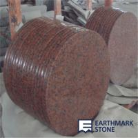 China G562 Maple Red Granite Table Top wholesale