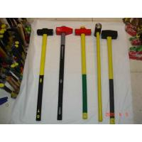 China SLEDGE HAMMER, DRILLING HAMMER AND MACHINIST HAMMER, FENCING HAMMER on sale