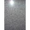 China Polished / Honed Granite Countertop Slabs , Dark Grey Granite Stone Flooring wholesale