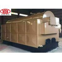 China 0.5 Ton Industrial Wood Steam Boiler For Floating Fish Feed Extruder 500kg on sale