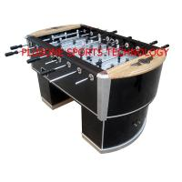 China Manufacturer 5FT Soccer Game Table Deluxe Football Table Balanced ABS Players wholesale