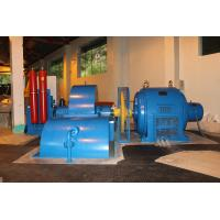 China micro turbine generators for small/medium hydro power plant wholesale