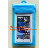 China Custom printed phone accessories plastic pvc zipper bag, PVC Waterproof Phone Pouch,Phone Waterproof Bag With A Luminous wholesale