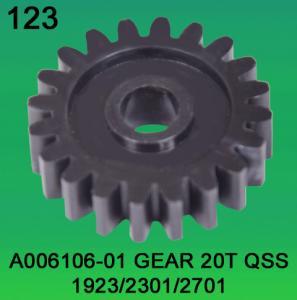 China A006106-01 GEAR TEETH-20 FOR NORITSU QSS1923,2301,2701 minilab wholesale
