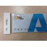 China 3mm HBcAb Rapid Test Cassette / rapid diagnostic test kits wholesale