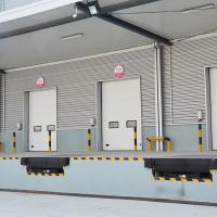 China Reliablity Sectional Overhead Garage Doors Automatic Electrical Garage Doors wholesale