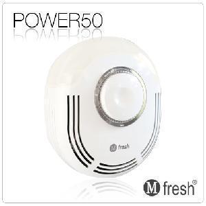Plug-in Home Ionizer + Big Romantic Blue LED + Two Esp + Auto Ozonator Power50